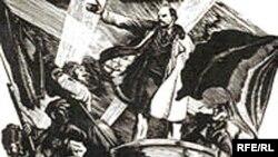 В. И. Ленин 1917-жылдын 3-апрелинде Финляндия аркылуу Петроградга келген.