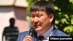 Москвада иштеген кыргызстандык Талант Баев