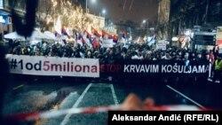 Belgrad, 5 ianuarie