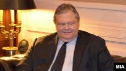 Лидерот на ПАСОК, Евангелос Венизелос