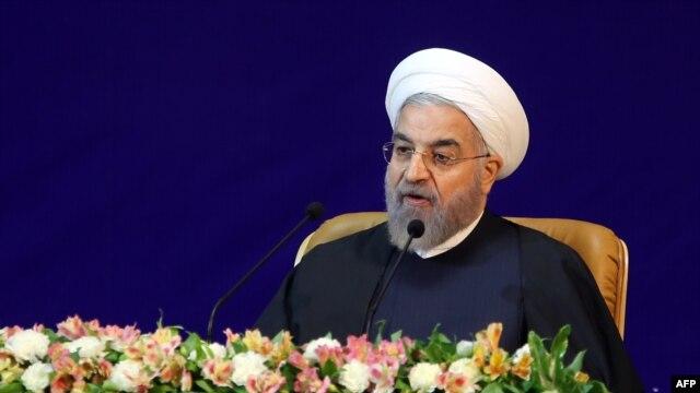 حسن روحانی، رئیسجمهوری ایران