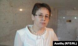 Лилия Фәткуллина
