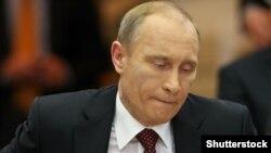 Володимир Путін, 27 жовтня 2010 року