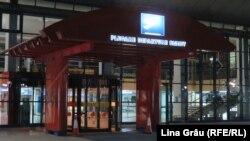Aeroportul din Chisinău a fost închis ca măsură de combatere a epidemiei de coronavirus