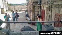 Закрытый музей Черноморского флота России в Севастополе