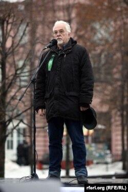 """Кандидатом от """"Яблока"""" на выборах губернатора Петербурга стал Анатолий Голов"""