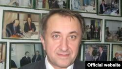 Former Ukrainian Economy Minister Bohdan Danylyshyn (file photo)