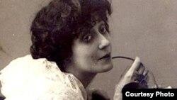 Екатерина Николаевна Рощина-Инсарова (урожд. Пашенная), 1936