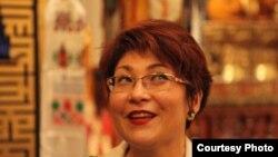 Russia - Alla Namsaraeva. Journalist, bloger.