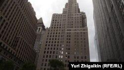 Четыре квартиры в этом доме в нижнем Манхэттене были куплены компанией Prevezon Holdings.