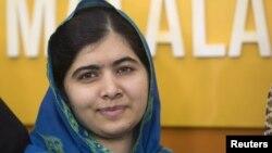 Malala Ýousafzai, Nýu Ýork, 24-nji sentýabr, 2015.