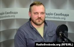 Белорусский журналист Дмитрий Галко