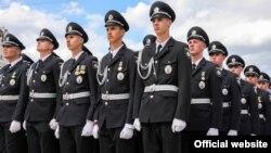Під час урочистих заходів з нагоди Дня Національної поліції України