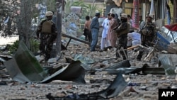 آرشیف، انفجار موتر بمبگذاری شده در افغانستان