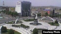 سنندج، مرکز استان کردستان ایران