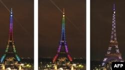 Eiffelov toranj, Pariz, 2009.