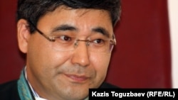 Судья Мухтар Амиров. Алматы, 29 ноября 2012 года.