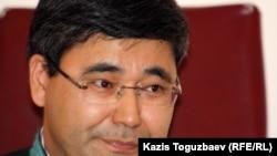 Мухтар Амиров, судья Алмалинского районного суда города Алматы.