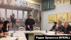 Черновикалда пресс-конференция, 01Дек2015