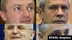 Opozicija nikad slabija nije bila nego u ovom momentu; Bojan Pajtić, Boris Tadić, Nenad Čanak i Čedomir Jovanović