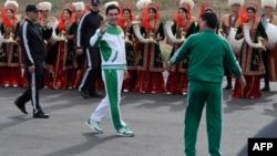 У Президента Туркменистана Гурбангулы Бердымухамедов появится возможность побить собственный рекорд 2-летней давности