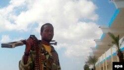 اسلامگرایان تندرو، از ماه ژوئن کنترل بخش هایی از سومالی را به دست گرفته اند.
