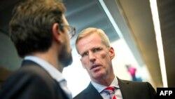 Clemens Binninger (dr.), șeful Comisiei parlamentare a Bundestagului pentru problemele Serviciiilor de informații