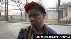 Шахтар вугледобувного підприємства «Шахта ім. Засядька», Донецьк, грудень 2019-го