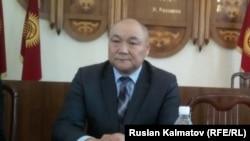 Ырысбек Ызабеков.