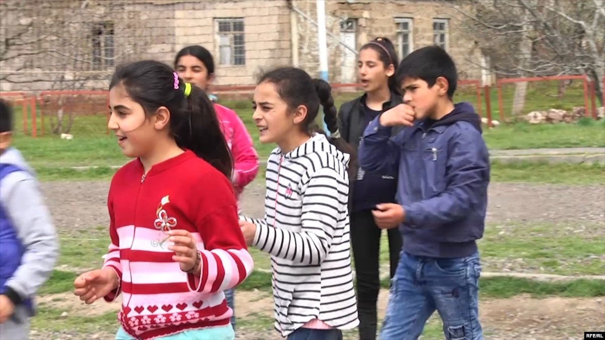 Early Marriage Means No School For Armenia's Yazidi Girls