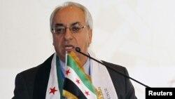 الرئيس السابق للمجلس الوطني السوري عبد الباسط سيدا