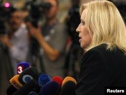 Прем'єр-міністр Словаччини Івета Радічова