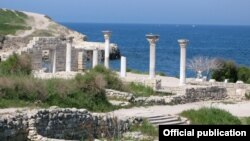 Situl arheologic Hersones din Crimeea