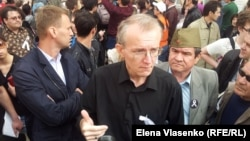 Оппозиционный политик Олег Шеин