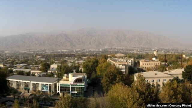 "It's not just Turkic place-names that are being targeted. Tajik President Emomali Rahmon also wants to change the town of Chkalov's Slavic-sounding name to the Persian-rooted ""Buston,"" meaning ""Blooming Garden."""
