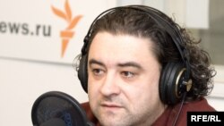 Андреq Богданов, лидер Демократической партии России, кандидат в президенты на выборах 2008 года