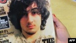 I dyshuari për hedhjen e bombës në maratonën e Bostonit, Dzhokhar Tsarnaev.