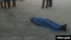 Автоунаа сүзүп, окуя болгон жерде мерт болгон 11 жаштагы окуучунун сөөгү.
