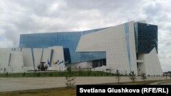 Астанадағы ұлттық мұражай ғимараты.