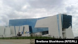 Национальный музей Казахстана.