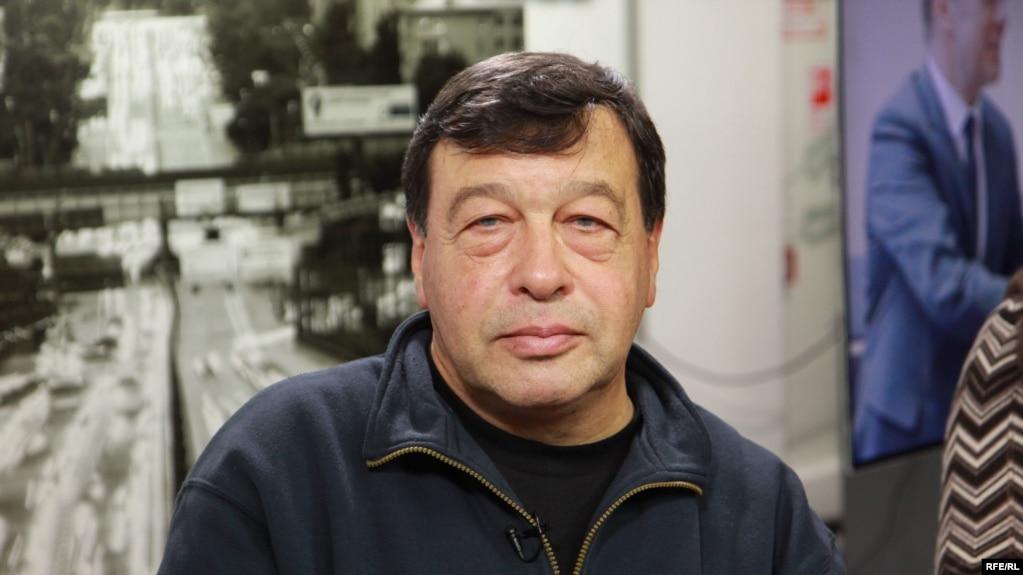 Евгений Гонтмахер, доктор экономических наук, професcор