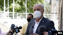 Насер Зибери, народен правобранител