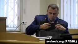Пракурор Валерый Сайкоўскі