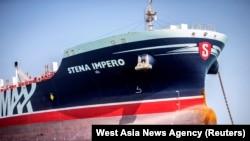 27 вересня танкер Stena Impero залишив іранські води