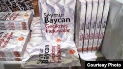 Seymur Baycanın yeni hekayələr kitabı.