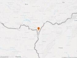 Мястото, където е открита костта, е в Чехия, близо до границите с Австрия и Словакия