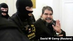 Siriýanyň kürt jemgyýetiniň tanymal lideri Salih Muslim