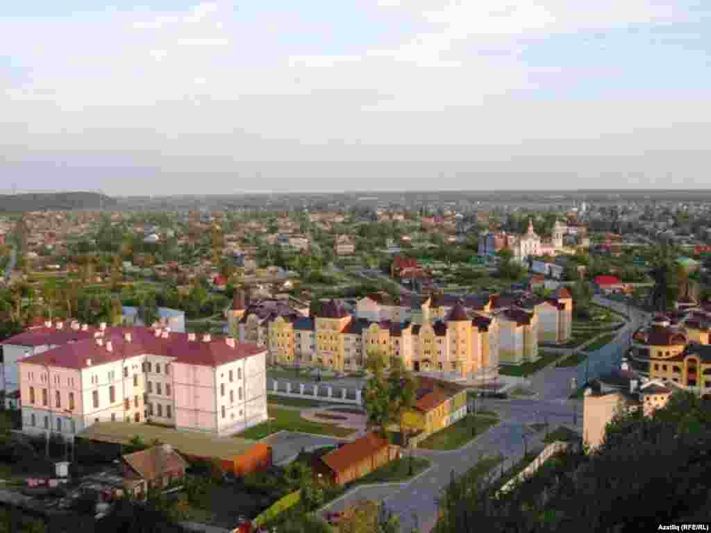 Тубыл шәһәре