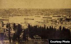 Вид на Стамбул, 1891 год, фото: www.londrahotel.net