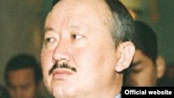 Альнур Мусаев в бытность председателем КНБ Казахстана.